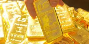 انخفاض اسعار الذهب مع ارتفاع الأسهم