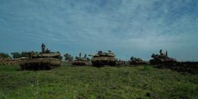 مناورات عسكرية إسرائيلية واسعة تحاكي الهجوم على الجبهة الداخلية