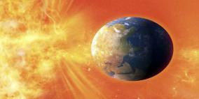عاصفة شمسية ضخمة تضرب الأرض اليوم
