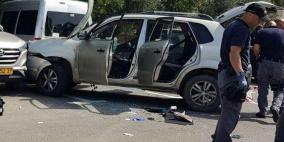 مقتل جنديين إسرائيلين وإصابة 3 بجراح خطيرة بعملية دهس قرب جنين
