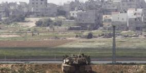 إصابة مواطن جراء قصف الاحتلال شرق غزة