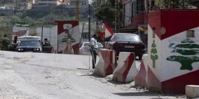 اغتيال أحد عناصر الأمن الوطني الفلسطيني في لبنان