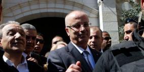 صحيفة: السلطة تتهم عناصر من حماس بمحاولة تفجير موكب الحمد الله
