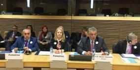 غنيم: مؤتمر المانحين وفر 80% من قيمة برنامج تحلية مياه غزة