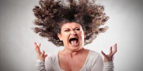 دراسة :  عصبية المرأة بسبب إفراز هرمون الكورتيزول ببطئ