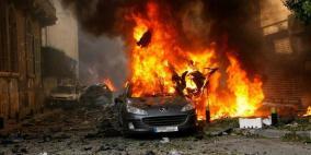 عشرات القتلى والجرحى بتفجير سيارة مفخخة في أفغانستان