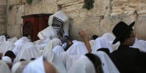 """توتر يسود القدس بسبب """"قرابين الفصح"""""""