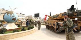 القوات التركية تسيطر على كامل عفرين