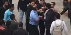 الشبيبة الفتحاوية ترفض اعتداء الشرطة على معتصمين بجامعة الازهر
