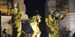 حملة اعتقالات في الضفة والقدس طالت طلاب في جامعة بيرزيت