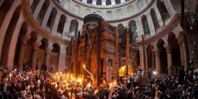 الاحتلال يقيد دخول المسيحيين من غزة الى القدس