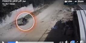 داخلية غزة تنشر إعلانا بالفيديو تحضيراً لكشف ملابسات تفجير موكب الحمد الله