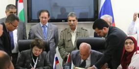 جامعة القدس توقع اتفاقيات أكاديمية مع كبرى الجامعات الروسية
