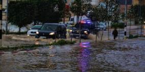 الطقس: سقوط زخات متفرقة من الأمطار على مختلف المناطق