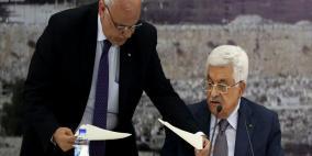 عريقات: الإدارة الأمريكية وإسرائيل تقودان حملة تحريضية ضد القيادة