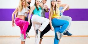 رياضة الزومبا لياقة بدنية لسائر أجزاء الجسم