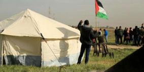 رئيس اركان الاحتلال  يتوعد المشاركين بمسيرات العودة