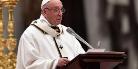 البابا يعلق على ما جرى شرق غزة