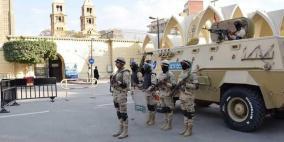 الامن المصري يضبط شخصا خطط لتفجير كنيسة