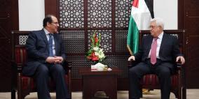رئيس المخابرات المصرية في رام الله