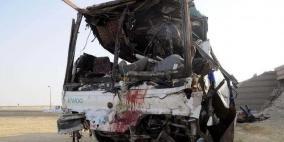 20 قتيلا في حادث مأساوي في مصر
