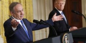 توتر بين نتنياهو وترامب بشأن الانسحاب من سوريا