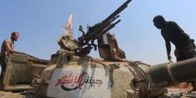 مطالبات للمعارضة بدوما لتسليم سلاحها الثقيل