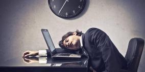 على رؤساء العمل السماح للموظفين بـ نوم القيلولة في المكاتب!