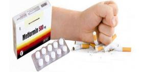 """عقار""""ميتفورمين"""" المعالج للسكر قد يساعد في الحد من انسحاب النيكوتين"""