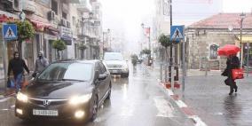 الطقس: انخفاض ملموس على درجات الحرارة وامطار متوقعة
