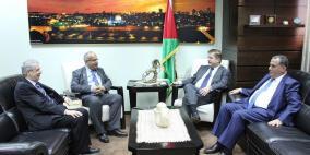 وزير الصحة : دعم مشافي القدس أولوية وطنية وصحية