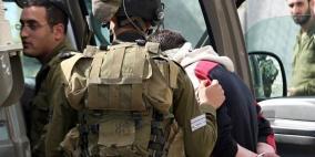 الإحتلال يعتقل 4 مواطنين في الخليل