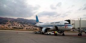 الكويت تعلق رحلات طيرانها إلى بيروت