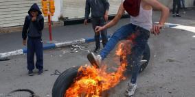 اندلاع مواجهات عقب اقتحام قوات الاحتلال وسط الخليل