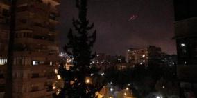 دمشق: تصدينا للعدوان وأسقطنا 13 صاروخا