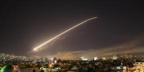 أمريكا وحلفاؤها يقصفون سوريا بأكثر من 100 صاروخ