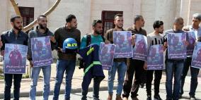 صحفيو غزة يطالبون بسفر زميلهم المصاب أبو حسين