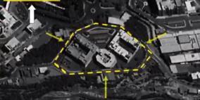 """فيديو إسرائيلي يظهر """"الدمار"""" الذي سببه القصف الثلاثي على سوريا"""
