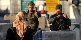 اغلاق شامل على الضفة وغزة لمدة 3 ايام