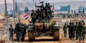 سوريا: بدء عملية عسكرية لتحرير مخيم اليرموك