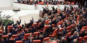 البرلمان التركي يقرر اجراء انتخابات مبكرة