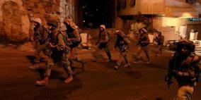 الاحتلال يقتحم مخيم قلنديا