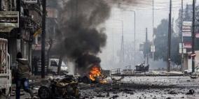 عبد الهادي ينفي رجوع داعش لاتفاق الانسحاب من مخيم اليرموك