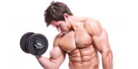 العضلات القوية علامة على صحة الدماغ