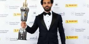 محمد صلاح يفوز بجائزة أفضل لاعب