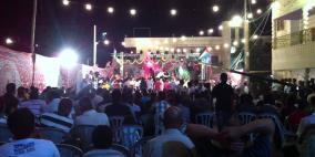 منع اقامة الحفلات في شوارع غزة