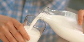 تناول خليط  الحليب مع الثوم يقضي على الفيروسات