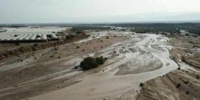 فيضانات النقب: ارتفاع عدد القتلى الى 9 اسرائيليين