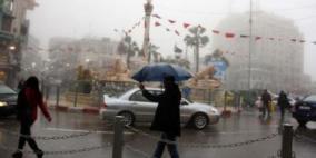 الطقس: أجواء شديدة البرودة وسقوط أمطار مصحوبة بعواصف رعدية