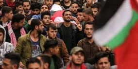 تشييع جثمان الشهيد الصحفي أبو حسين